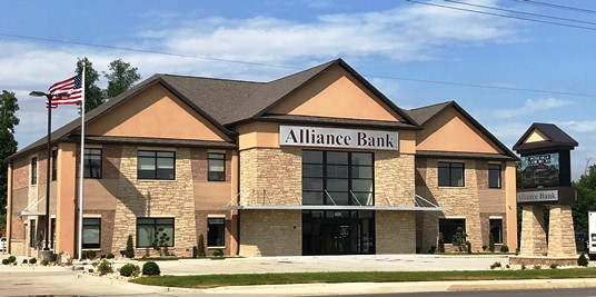 Alliance Bank Jackson Location