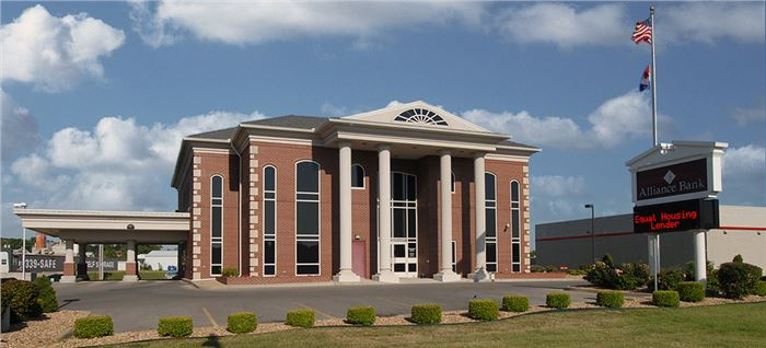 Alliance Bank Cape Girardeau Location