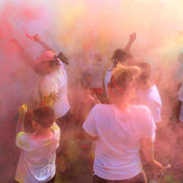 Color Me Event
