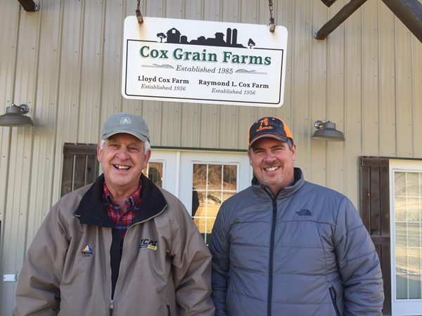 Cox Grain Farms